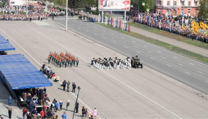 Решения о проведении парада Победы в Барнауле 24 июня пока не принято