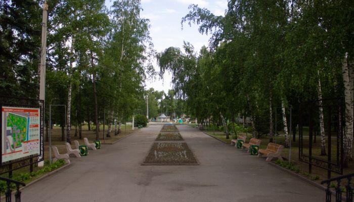 Осадки и до +33 градусов: о погоде в Алтайском крае 17 июня