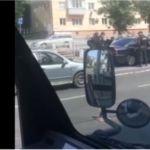 В Барнауле пьяный лже-механик угнал авто средь бела дня и устроил погоню