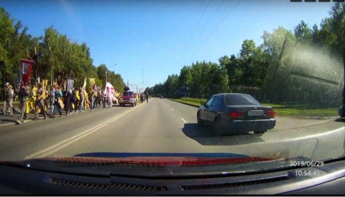 Коробейниковский крестный ход в Алтайском крае пройдет в виде автопробега