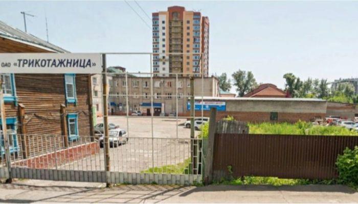 Новый жилой комплекс может появиться за Колизеем в Барнауле