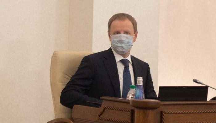 В окружении губернатора выявили несколько человек с коронавирусом