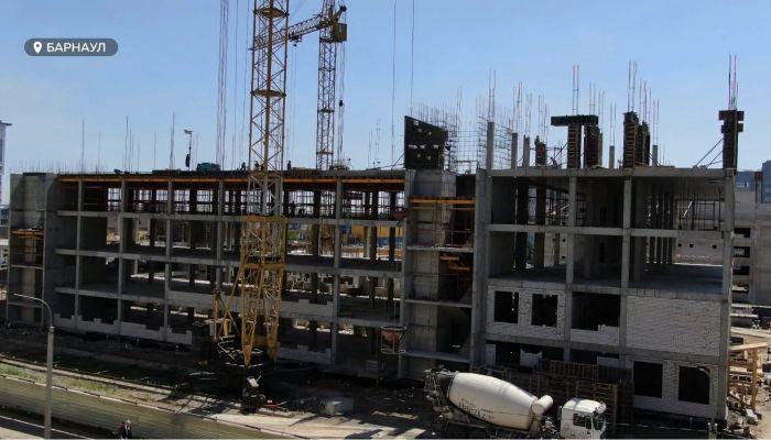 Представители стройотрасли на Алтае обсудили проблемы и меры поддержки