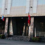Председатель АКЗС Александр Романенко ушел на самоизоляцию в день сессии