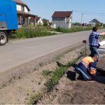 Водоканал начал осмотр сетей в поселке Сибирская Долина