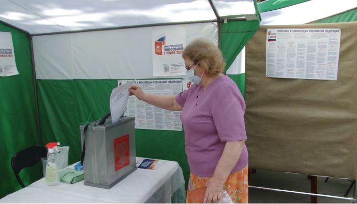 Около 10 тысяч наблюдателей будут следить за голосованием на Алтае
