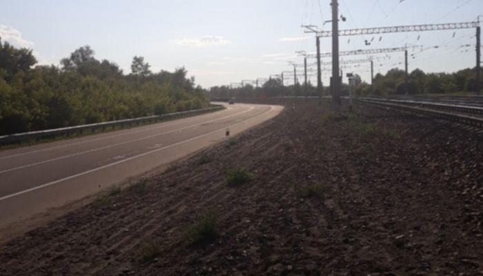 Влетели в столб: два человека разбились на мотоцикле под Барнаулом