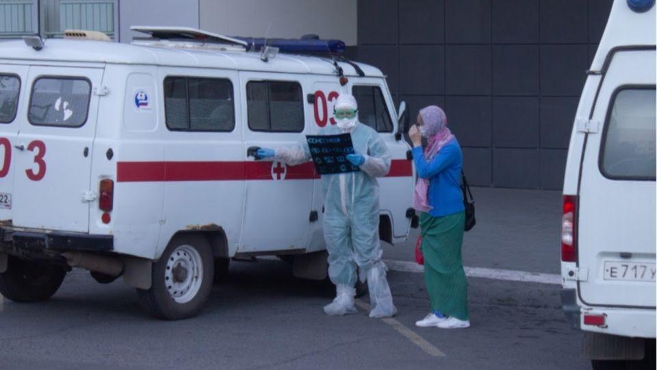 Более 400 медиков заразились коронавирусом в Алтайском крае