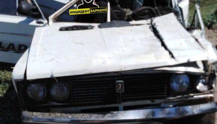 Пьяный водитель без прав стал виновником смертельного ДТП на Алтае