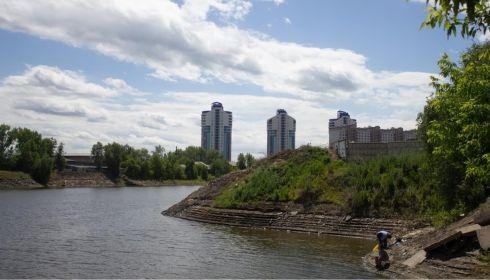Набережная Оби может стать вторым центром новостроек Барнаула