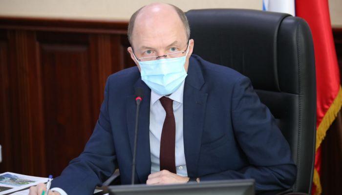 Тест на COVID-19 у главы Республики Алтай оказался отрицательным