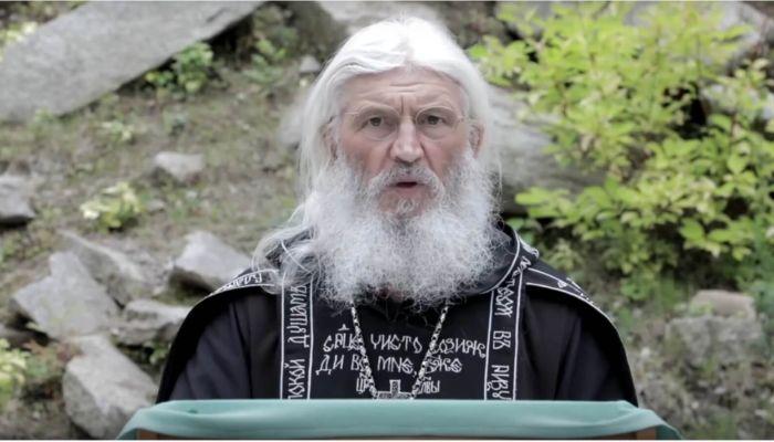 Церковный суд лишил сана опального схиигумена Сергия