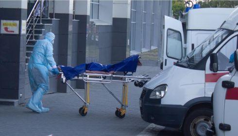 Взгляд из ковидного госпиталя: чего боятся пациенты и почему работа здесь адская