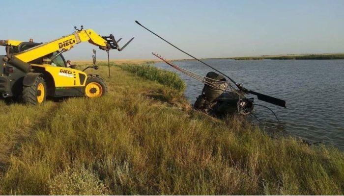 Частный вертолет разбился в Ростовской области – есть погибшие