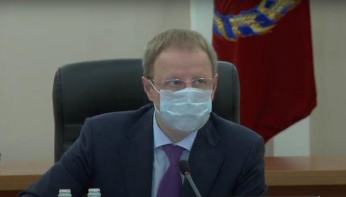 Декларацию губернатора Томенко о доходах опубликуют до 14 августа