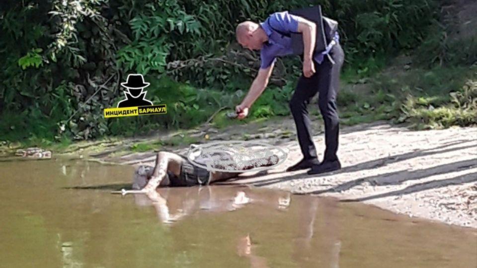 Уехал на заработки: 23-летний житель Алейска утонул в реке Новосибирской области