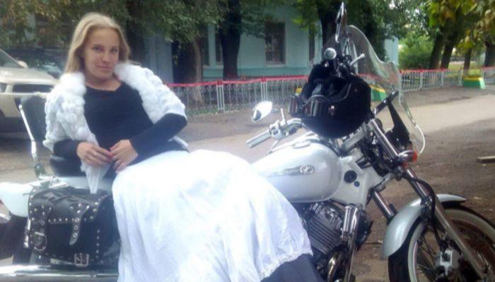 Еще одна российская блогерша разбилась на мотоцикле