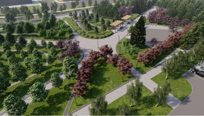 В Барнауле ищут подрядчика, который преобразит общественные территории