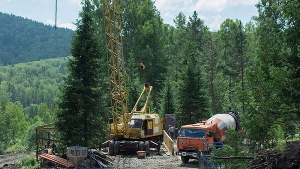 В Белокурихе начали строить две туристические дороги за 1 млрд рублей