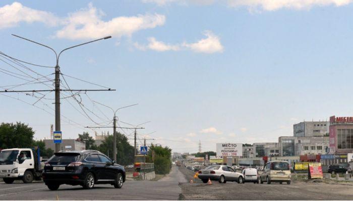 В Барнауле перекроют еще один участок улицы Попова