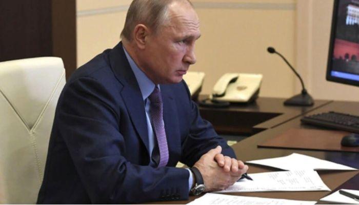 Алтайского министра поблагодарил президент Владимир Путин