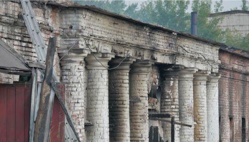 Когда восстановят барнаульский сереброплавильный завод, который недавно горел