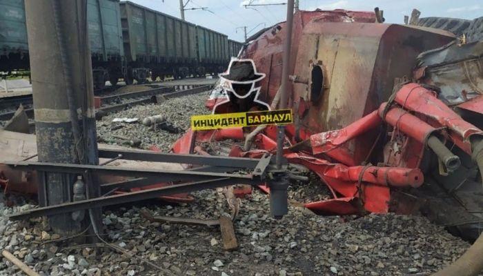 Стали известны подробности страшной аварии с пожарной машиной на Алтае