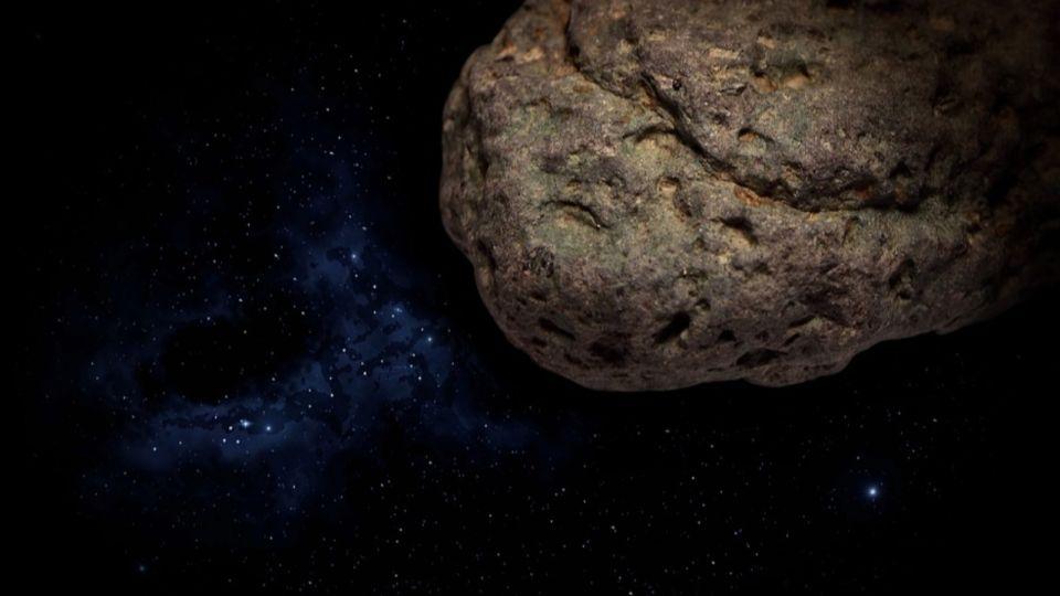 Астероид. Космос
