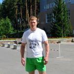 Боксер Александр Поветкин отдыхает в Белокурихе перед боем с чемпионом мира