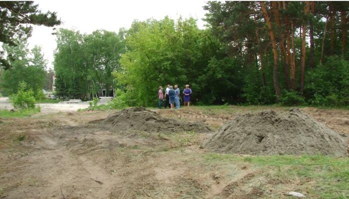 Жители нагорной части Барнаула намерены отсудить землю у многодетной семьи