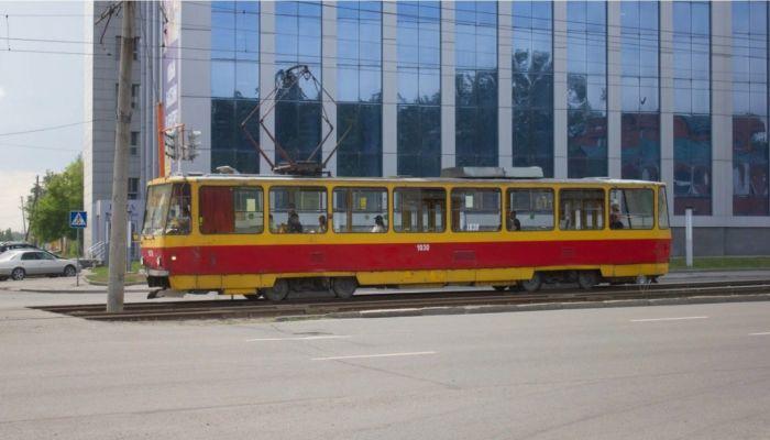 На выходных в Барнауле изменится маршрут трамваев № 7 и № 9