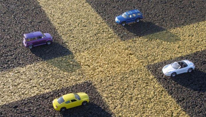 В России вступил в силу новый стандарт для автомобильных номеров