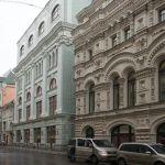 Мария-Ра покупает для офисов исторический особняк XVIII века у Кремля