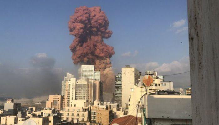 Число погибших при взрыве в порту Бейрута достигло 78