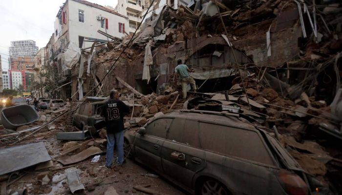 Жертвами взрыва в порту Бейрута стали более 100 человек