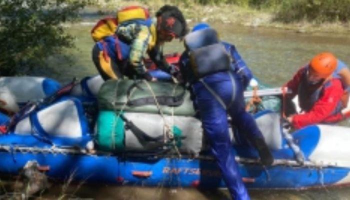 Москвичка утонула при сплаве по горной реке Алтая