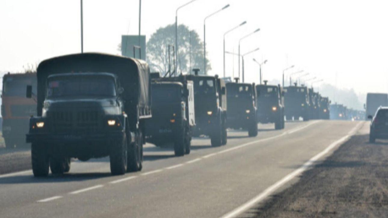 В Алтайском крае перекроют трассу из-за военных: где не проехать 6 августа