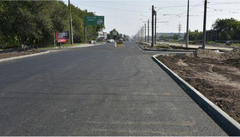 Движение по улице Попова в Барнауле частично откроют с 10 августа