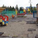 Мэрия Бийска решила всучить инвестору разваленную детскую площадку Водяновой