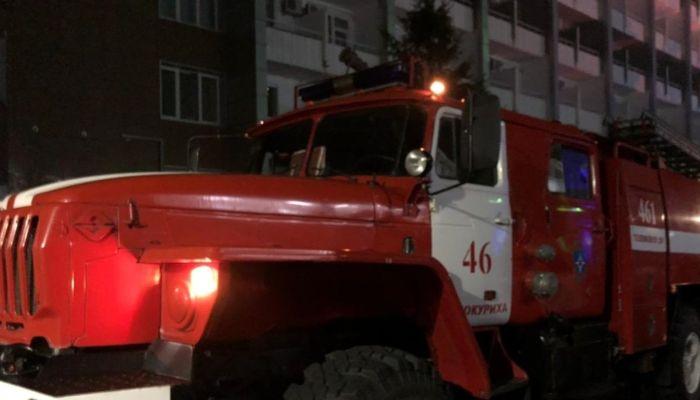 Почти 400 человек эвакуировали из санатория в Белокурихе из-за ЧП
