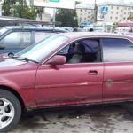 В Барнауле старую иномарку пытаются продать почти за 100 млн рублей