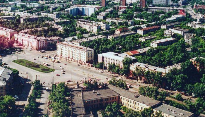 Город-мечта: в Сети появились снимки Барнаула 30-летней давности