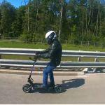 Что нужно знать о правилах езды на электросамокатах и как избежать аварий