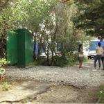 Общественный туалет в Камне-на-Оби построили прямо над жилыми участками