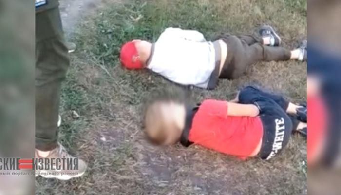 Дети в Камне-на-Оби попали в реанимацию с алкогольным отравлением