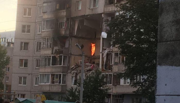 СК озвучил приоритетную версию взрыва в жилом доме Ярославля