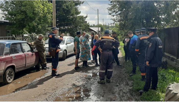 Пенсионер проспал развернутые после его пропажи в лесу под Барнаулом поиски