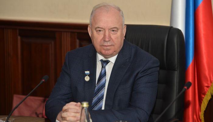 СМИ: вице-премьер Республики Алтай Роберт Пальталлер задержан силовиками