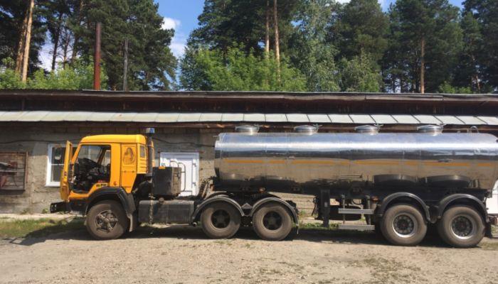 В Алтайском крае осудят банду, которая похитила молока на 27 млн рублей