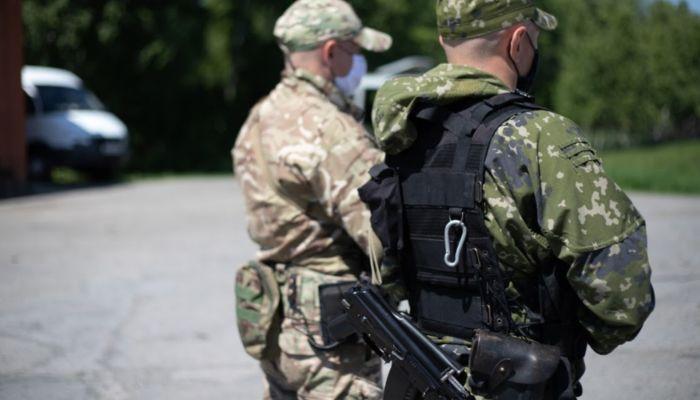 ФСБ подтвердила задержание военного из Барнаула по подозрению в госизмене